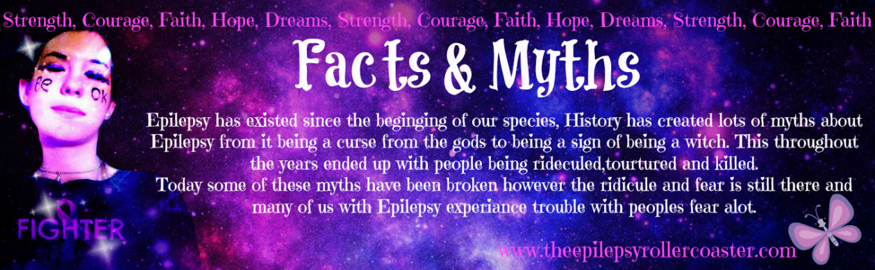 Facts Myths The Epilepsy Rollercoaster
