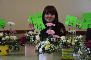 Amy Guest of Giraffe Floristry